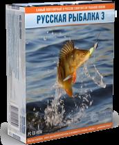 Русская рыбная ловля 0 - Лого